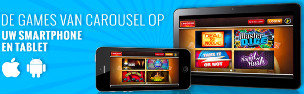 Carousel.be app
