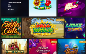 Napoleongames.be review casino games